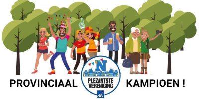 CHG plezantste vereniging van de provincie Antwerpen!